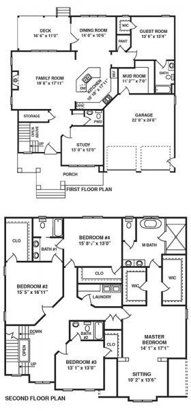Image regarding South River Custom Homes' Floor Plan
