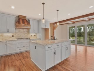 Galleries of South River Custom Homes' The Belmont