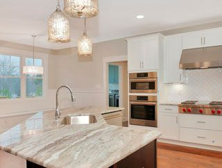 Galleries of South River Custom Homes' The Reservoir
