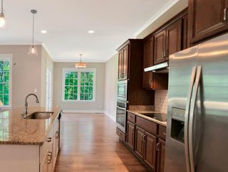 Galleries of South River Custom Homes' The Watermill